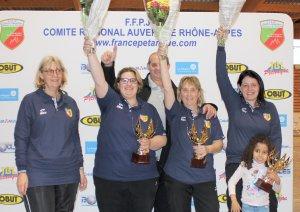 Calendrier Championnat De France Petanque 2019.Cr Auvergne Rhone Alpes